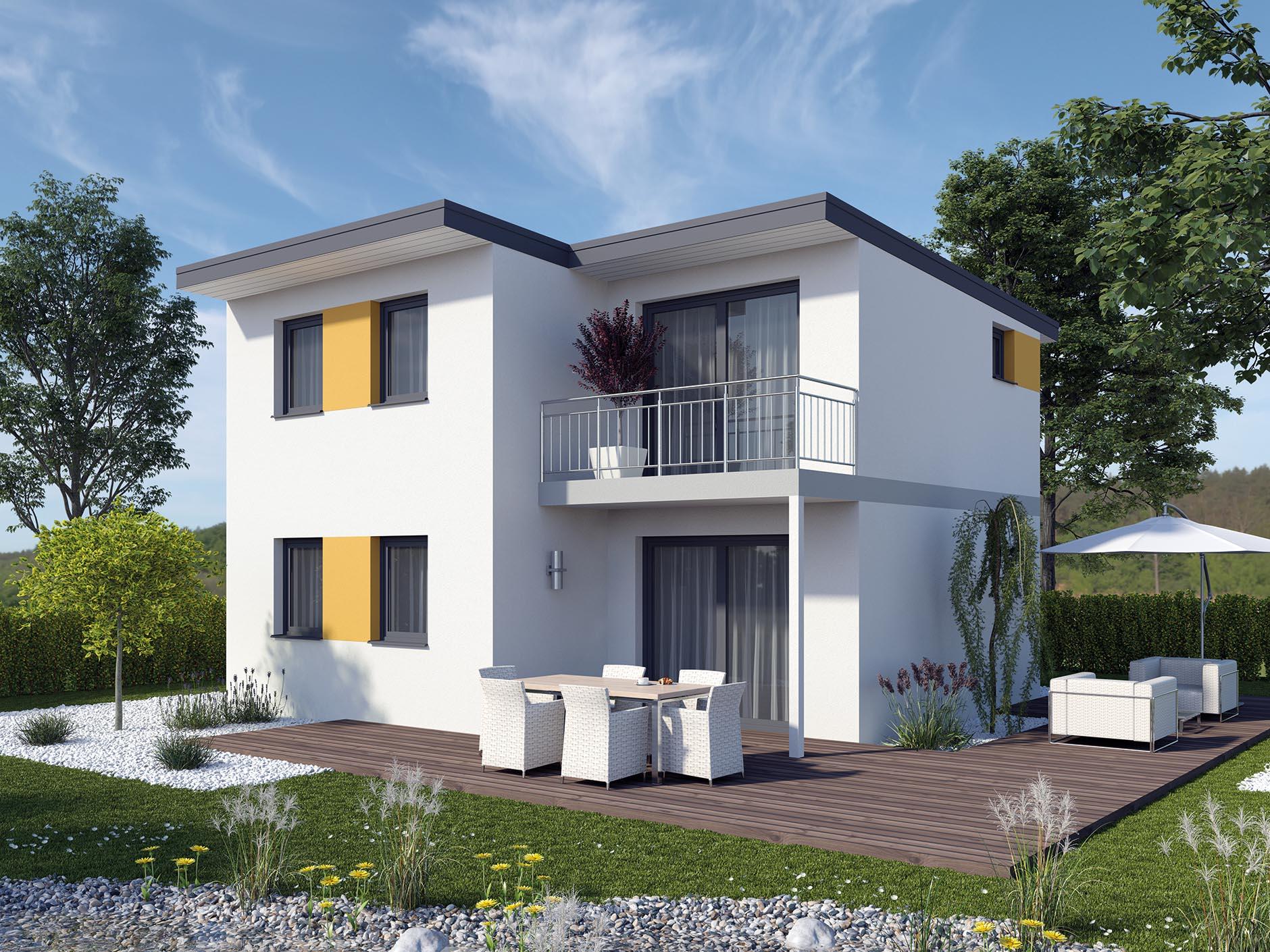 Adam fertighaus design perspektive - Design fertighaus ...